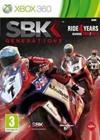 Black Bean Games SBK (Superbike) Generations