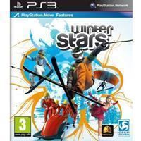 Deep Silver Winter Stars (Move)