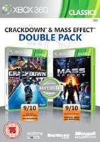 Microsoft Crackdown and Mass Effect Double Pack (Classics)