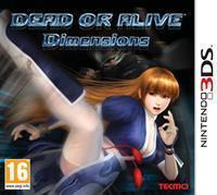 Nintendo Dead or Alive Dimensions