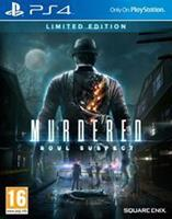 Square Enix Murdered Soul Suspect (Limited Edition)