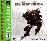Final Fantasy Anthology (greatest hits)