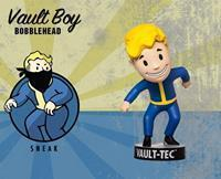 Gaming Heads Fallout 4: Vault Boy Bobblehead - Sneak