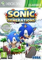 SEGA Sonic Generations (classics)