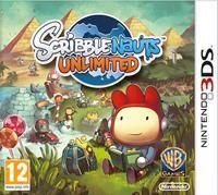 Nintendo Scribblenauts Unlimited