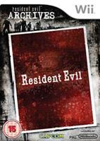 Capcom Resident Evil Archives