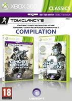 Ubisoft Ghost Recon Future Soldier + Ghost Recon Advanced Warfighter 2 (Classics)