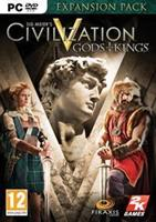 2K Civilization 5 Gods and Kings (Add-On)