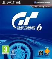 Sony Interactive Entertainment Gran Turismo 6