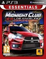 Midnight Club Los Angeles (Complete Edition) (platinum)