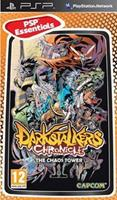 Capcom Darkstalkers Chronicle the Chaos Tower (essentials)