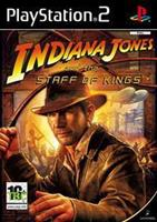 Lucas Arts Indiana Jones Staff of Kings