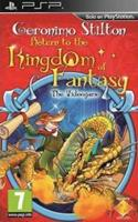 Geronimo Stilton Return to the Kingdom of Fantasy