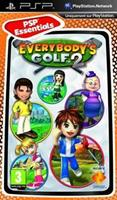 Sony Everybody's Golf 2 (essentials)