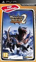 Capcom Monster Hunter Freedom 2 (essentials)