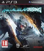 Konami Metal Gear Rising Revengeance