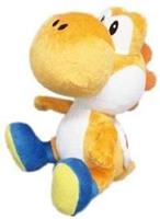 San-ei Co Super Mario Pluche - Orange Yoshi