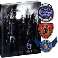 Brady Games Resident Evil 6 Limited Edition Guide