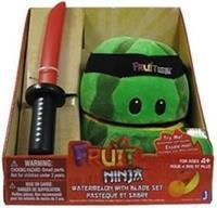 Fruit Ninja Pluche Watermelon with Blade