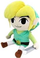 San-ei Co Legend of Zelda Pluche - Link 20cm (Wind Waker)