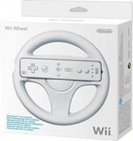 Nintendo Wii Wheel (White)