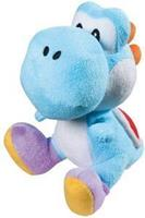 Together Super Mario Pluche - Light Blue Yoshi (16cm)