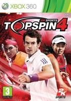 Take-Two Interactive Top Spin 4
