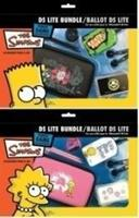 DS Lite Simpsons Bundle