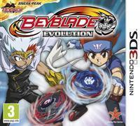 Rising Star Games Beyblade Evolution