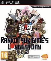 Namco Bandai Short Peace: Ranko Tsukigime's Longest Day