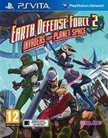 Pqube Earth Defense Force 2 Invaders From Planet Space