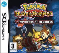 Nintendo Pokemon Mystery Dungeon Explorers of Darkness