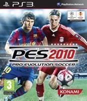 Konami Pro Evolution Soccer 2010
