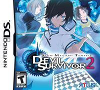 Atlus Shin Megami Tensei Devil Survivor 2