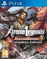 Tecmo Koei Dynasty Warriors 8 Xtreme Legends Complete Edition