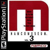 Namco Museum Vol. 3 (greatest hits)