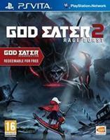 Namco Bandai God Eater 2: Rage Burst