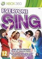 OG International Everyone Sing (verpakking Duits, game Engels)