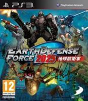 D3P Earth Defense Force 2025