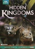 BBC earth - Hidden kingdoms (DVD)