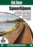 Rail away - Spoorlijnen (DVD)