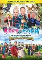 Keet en Koen en de speurtocht naar Bassie en Adriaan (DVD)
