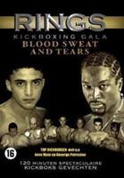 Rings kickboxing gala-blood sweat and tears (DVD)