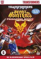 Transformers prime - Predacons rising (DVD)