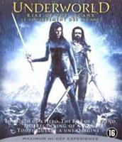 Underworld rise of the Lycans (Blu-ray)