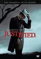 Justified - Seizoen 5 (DVD)