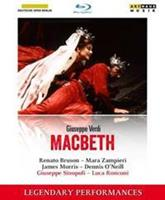Sampieri Bruson - Legendary Performances Macbeth BR
