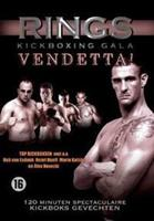 Rings kickboxing gala-vendetta (DVD)