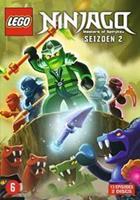 Lego ninjago masters of spinjitzu - Seizoen 2 (DVD)