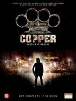Copper - Seizoen 1 (DVD)